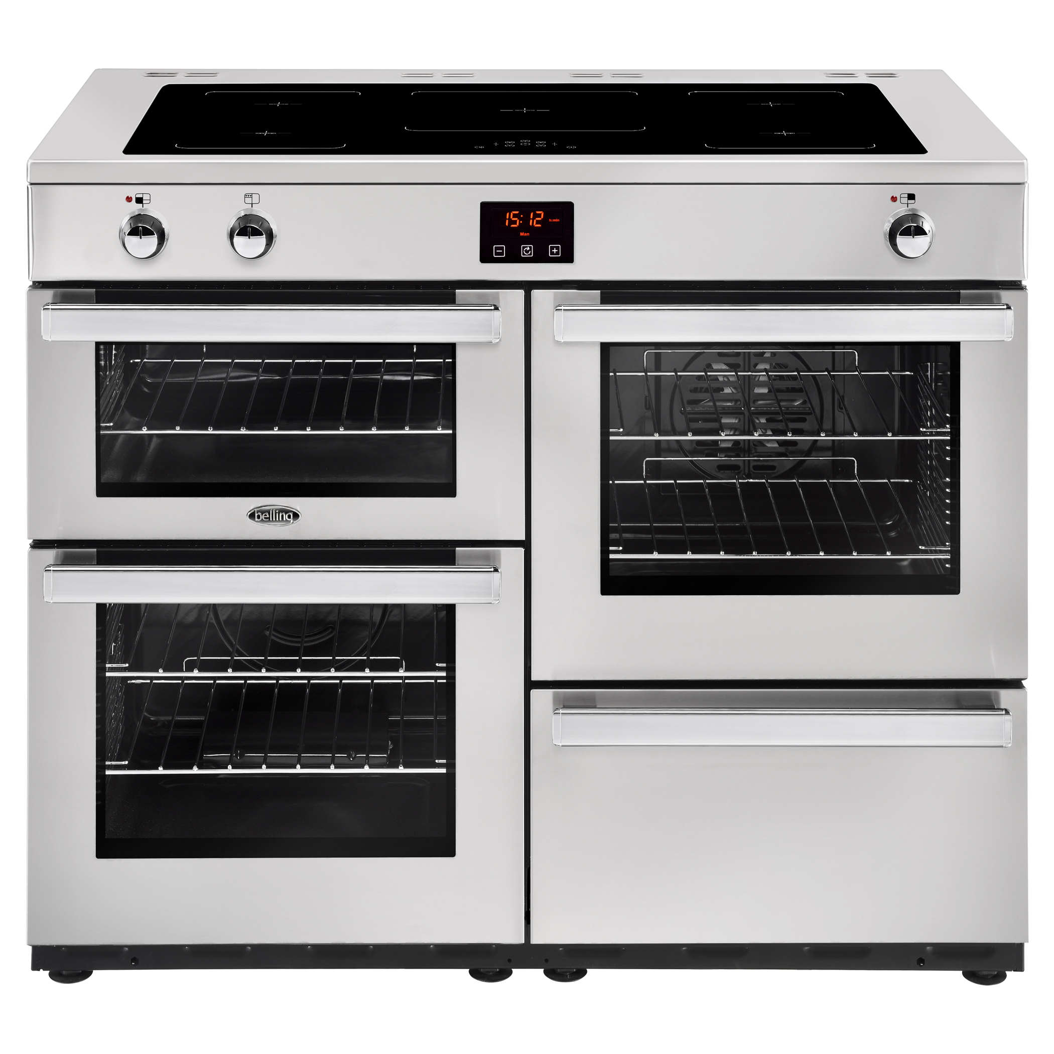 Cookcentre 110 Ei Prof Rvs